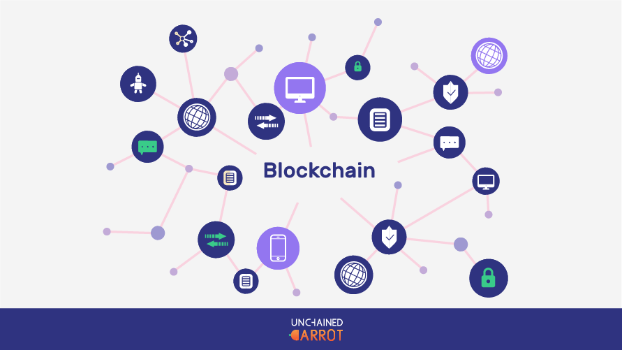 Unchained Carrot-Making rewards more valuable- omnichannel solutions-for all businesses-decentralization